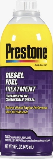 Diesel Fuel Treatment Performance Chemicals 16 oz. Prestone