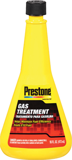 Gas Treatment 16 oz. Prestone
