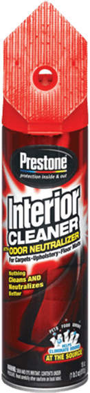 Interior Cleaner with Odor Neutralizer 18 oz. Prestone