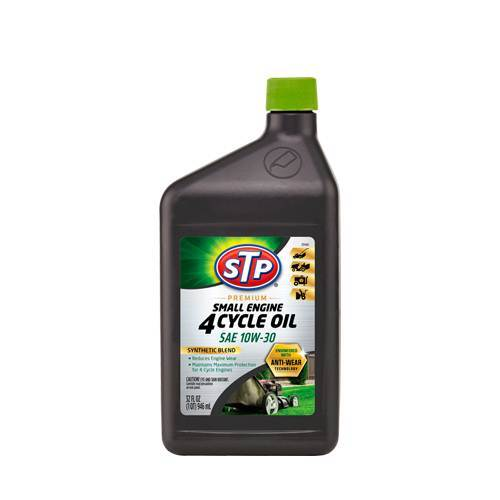 Motor Oil Small Engine 4 Cycle SAE10W-30 Premium STP