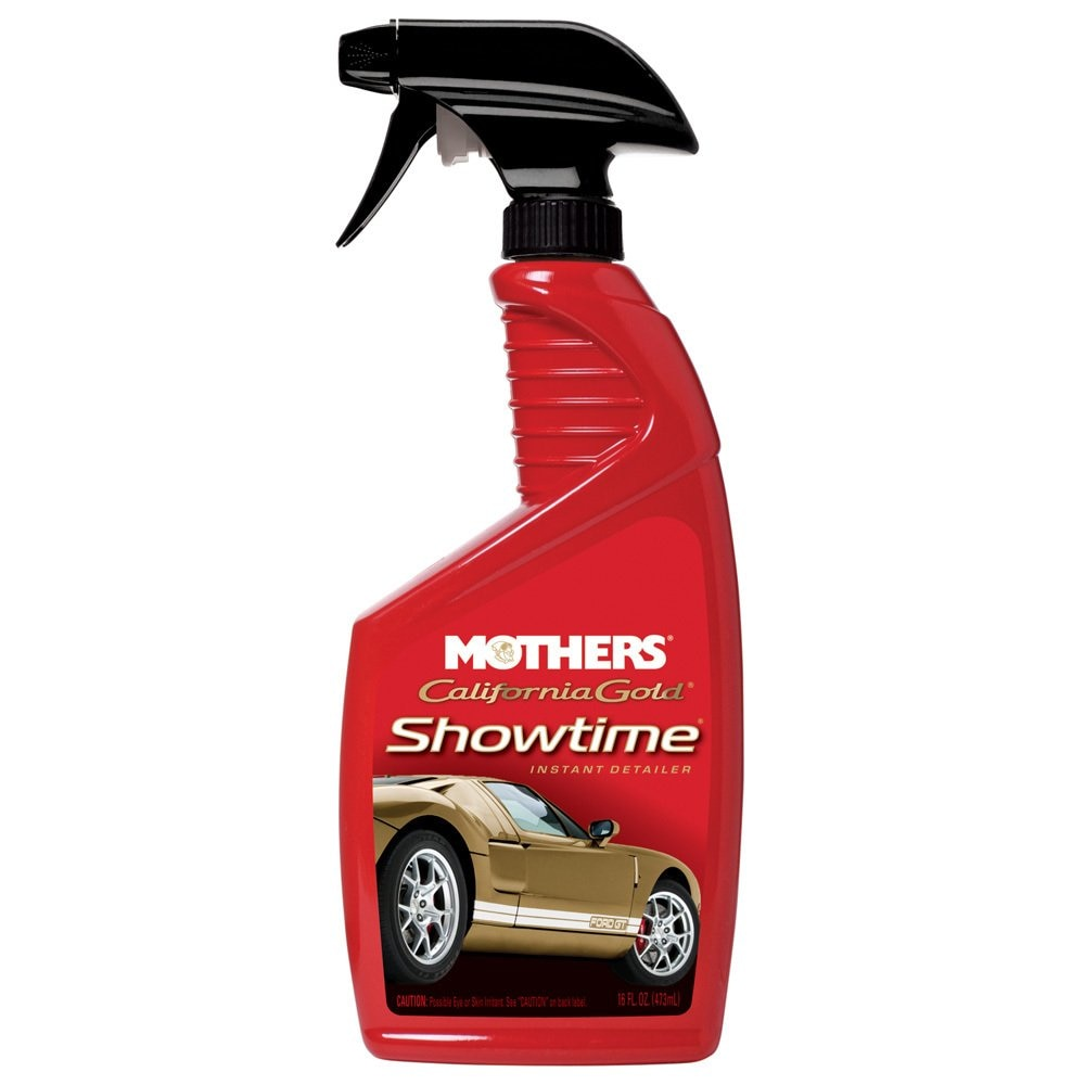 Showtime Instant Detailer California Gold Mothers