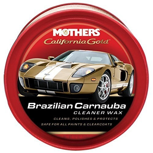 Cleaner Brazilian Carnuba Wax 12 oz. California Gold Mothers