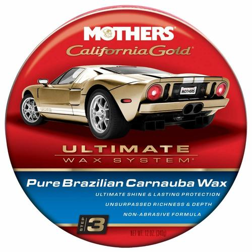Pure Brazilian Carnuba Wax Ultimate Wax System  12 oz. California Gold Mothers