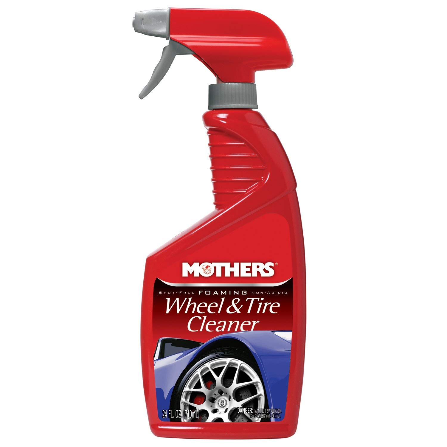 Wheel & Tire Cleaner Foaming  Mothers