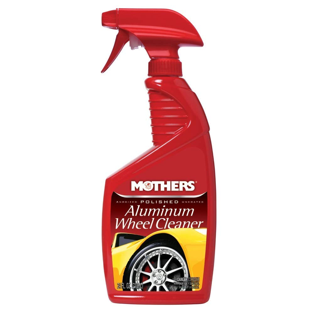 Aluminum Wheel Cleaner Polished Mothers