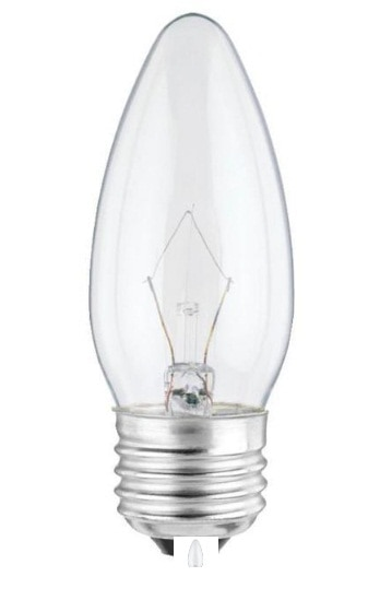 B11 40 Watt Medium Base Incandescent Lamp Westinghouse