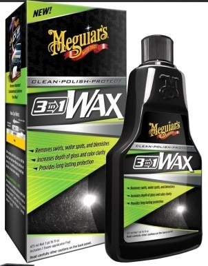 3-in-1 Paint Perfecting Wax 16 oz. Meguiars