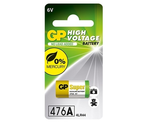 Car Alarm Battery - 476AF 1Pack GP