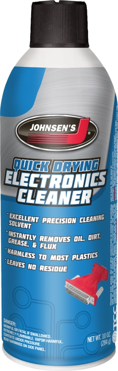 Electronics Cleaners Quick Drying 10 Oz. Johnsen's