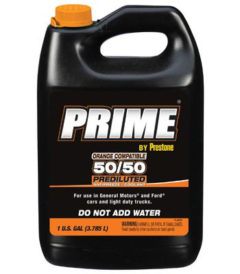 Dex-Cool Orange Antifreeze Prime 1 Gal Prestone