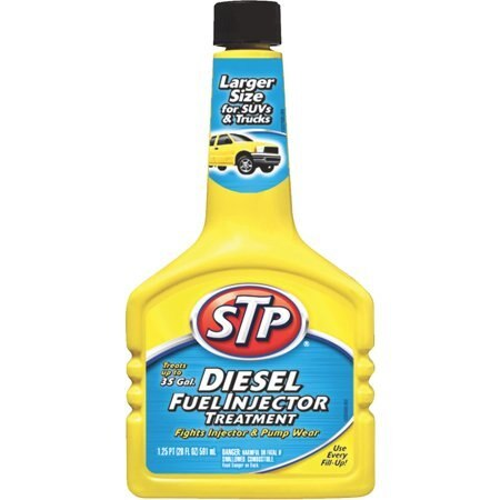 Trearment Diesel & Injector Cleaner 20 oz STP