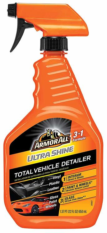 Ultra Shine Total Vehicle Detailer 3-in-1 Formula 22 oz. Armor All