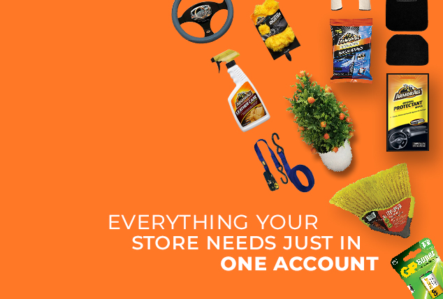 Everything your store needs in our Wholesale.